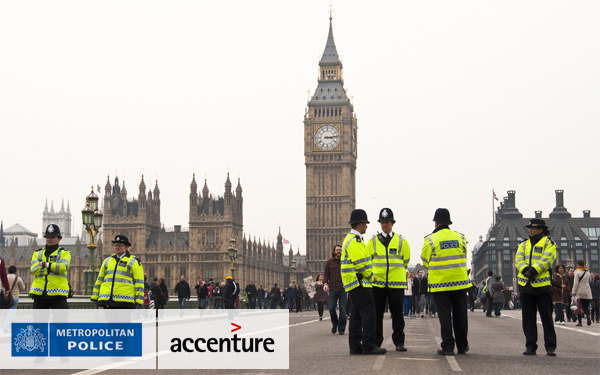 Accenture wins IT contract with Metropolitan Police Service