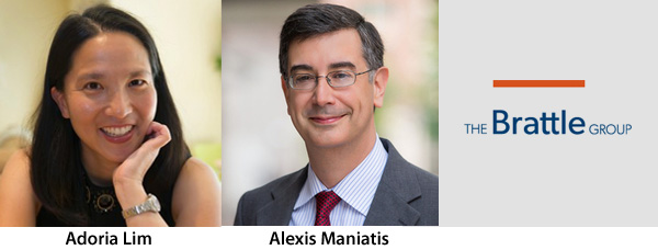 Adoria Lim, Alexis Maniastis - The Brattle Group