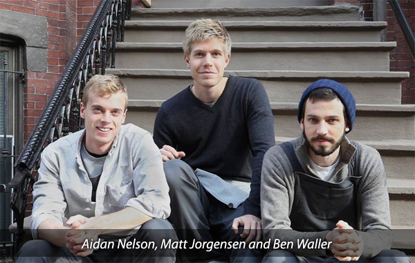 Aidan Nelson - Matt Jorgensen and Ben Waller