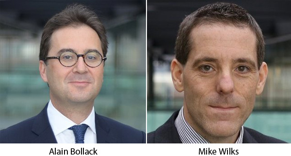 Alain Bollack and Mike Wilks