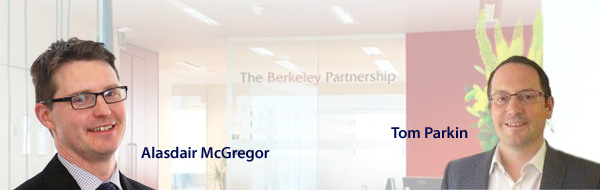 Alasdair McGregor and Tom Parkin - The Berkeley Partnership