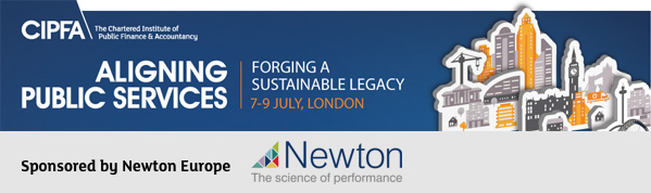Newton Europe sponsors the CIPFA CFO summit
