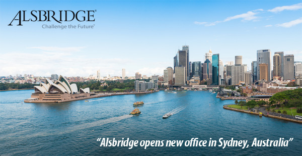 Alsbridge opens office in Sydney