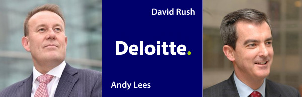 Andy Lees and David Rush - Deloitte
