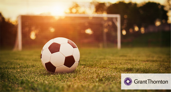 Annual Grant Thornton football match
