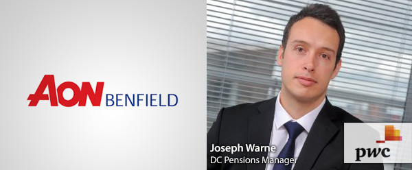 Aon Benfield and Joseph Warne - PwC win Actuarial Awards