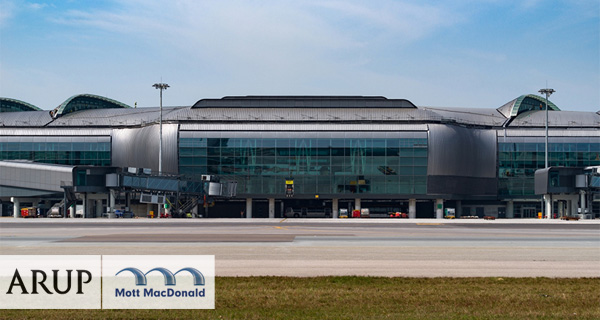 Arup and Mott MacDonald deliver Hong Kong Airport expansion
