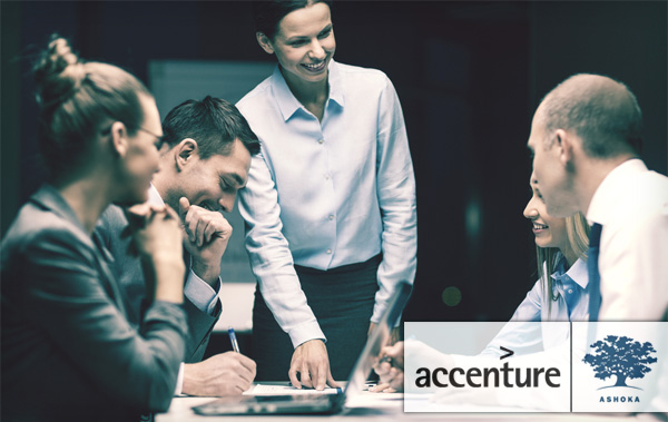 Partnership - Ashoka and Accenture