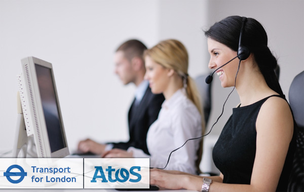 Atos to run Primary Service Desk for TfL