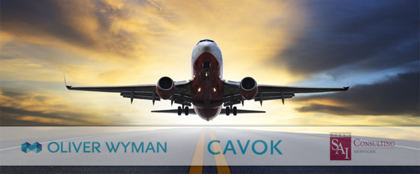 Aviation - Oliver Wyman, CAVOK and TeamSAI