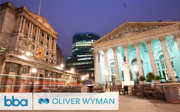 BBA hires Oliver Wyman to review UK banking sector