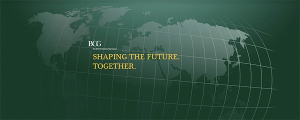 BCG - Shaping the Future
