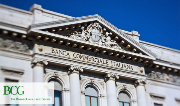 BCG helps Italian central bank with setup of bad bank