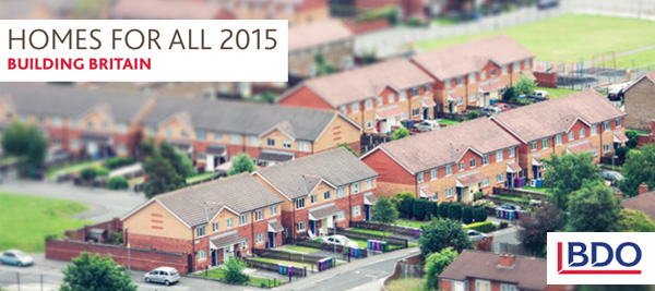 BDO - Homes For All 2015