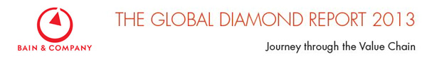 Bain Global Diamond Report 2013