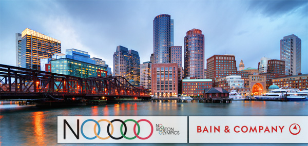 Bain & Company - No Boston Olympics
