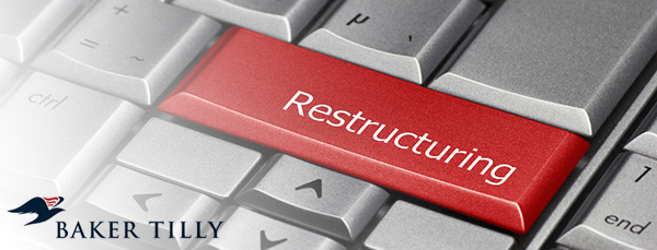 Baker Tilly Restructuring and Recovery service line