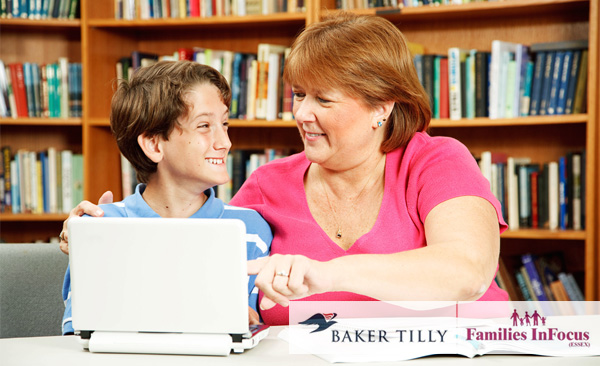 Baker Tilly provides boost to Families InFocus charity