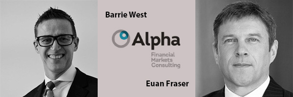 Barrie West, Euan Fraser - Alpha FMC