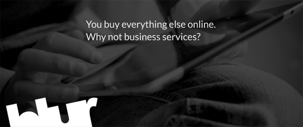 Blur - Buy business services online