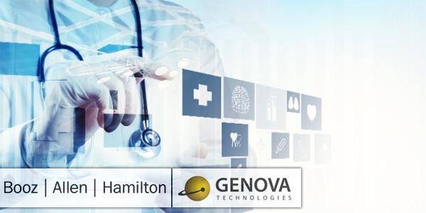 Booz Allen Hamilton - Genova Technologies
