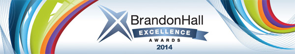 BrandonHall Excellence Awards 2014