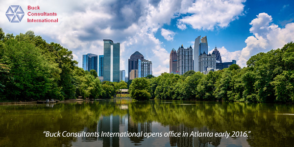 Buck Consultants International opens office in Atlanta