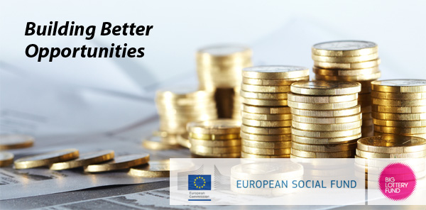 Building Better Opportunities programme, ESF and Big Lottery Fund