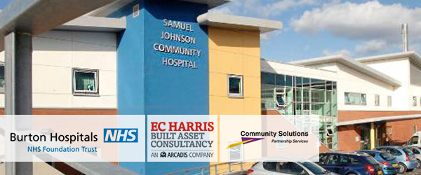 Burton Hospitals Trust hires EC Harris and Community Solutions Partnership Services