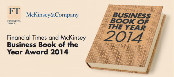 Business Book of the Year Award 2014