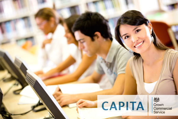 CCS assigns Capita to Education Framework Agreement