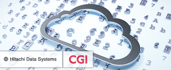 CGI and Hitachi Data Systems partner up to provide cloud services