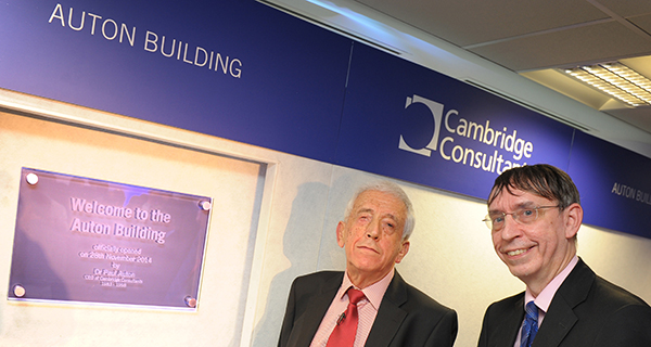 Cambridge Consultant - Auton Building