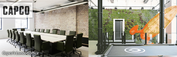 Capco London office