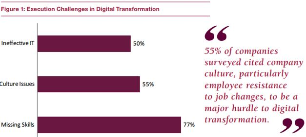 Capgemini Consulting - Digital Transformation Challenges