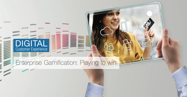 Capgemini: Enterprise Gamification: Playing to win