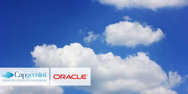 Capgemini and Oracle create cloud based solution for telcos