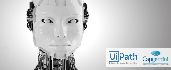 Capgemini signs RPA collaboration deal with UiPath