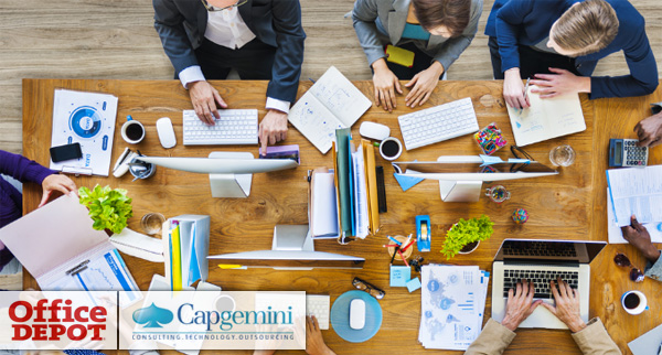 Capgemini supports Office Depot with IT integration