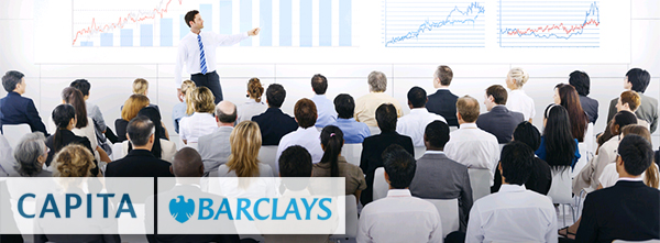 Capita and Barclays train young unemployed people