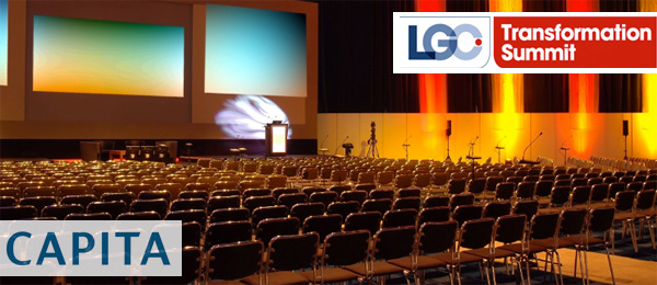 Capita co-sponsors LGC Transformation Summit