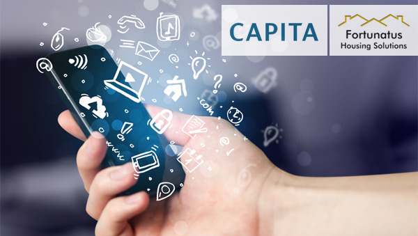 Capita designs app platform for Fortunatus Housing Solutions