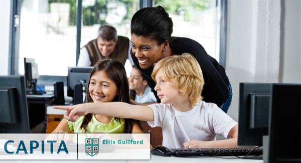 Capita provides IT support to Ellis Guilford School