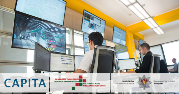 Capita to provide MAWWFRS and SWFRS control centre