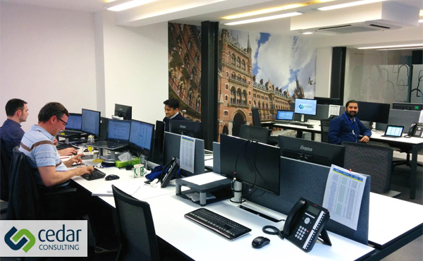 Cedar Consulting moves to new UK head office