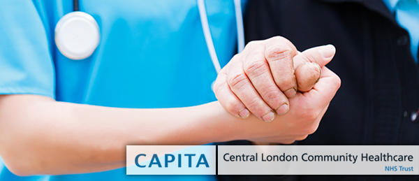 Central London Community NHS Trust hires Capita
