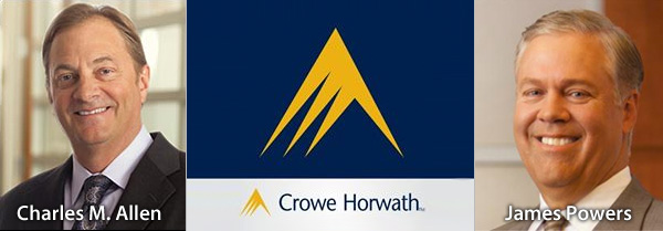 Charles M Allen - James Powers - Crowe Horwath