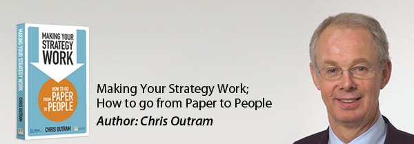 Chris Outram - Making Your Strategy Work