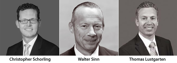 Christopher Schorling - Walter Sinn - ThomasLustgarten