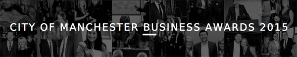 City of Manchester Business Awards 2015